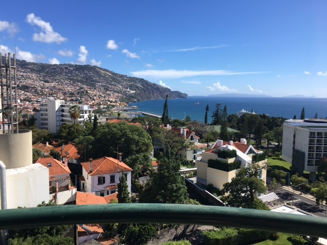Funchal Bay - Near Casino Da Madeira